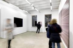 Ausstellungsansicht der Ausstellungsbeteiligung: …und wundert sich!