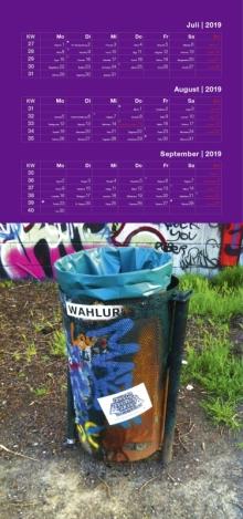 July - September