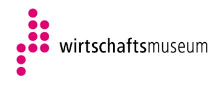 Logo Wirtschafstmuseum